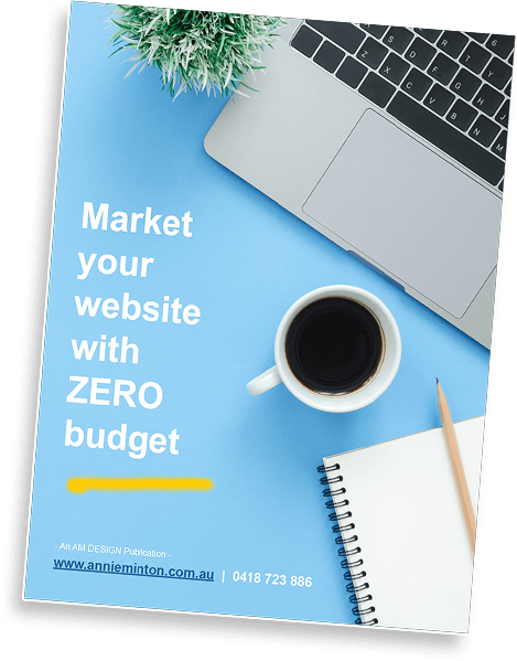 Market your website with zero budget