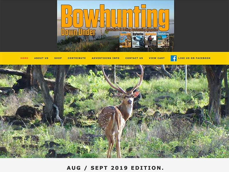 Bowhunting Downunder