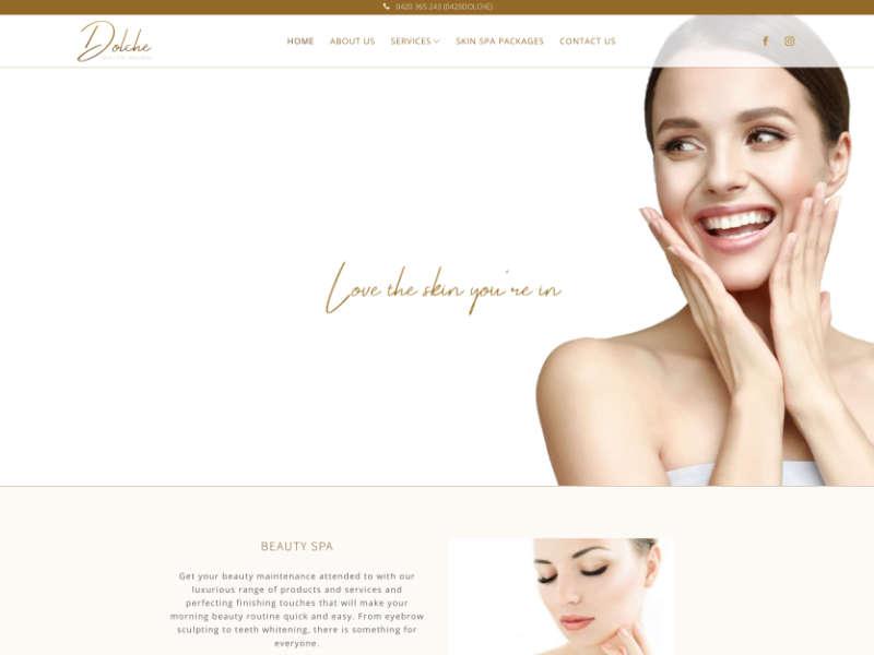 Dolche Skin Spa Birtinya