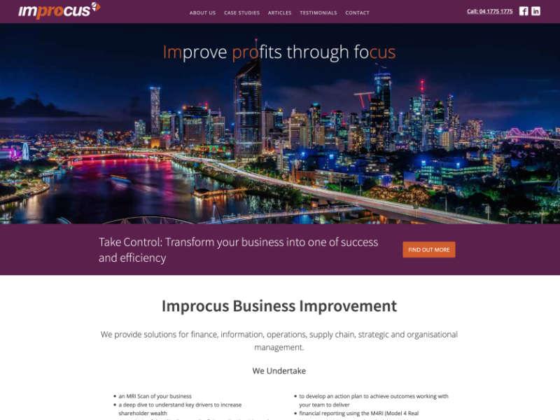 Improcus Business Improvement