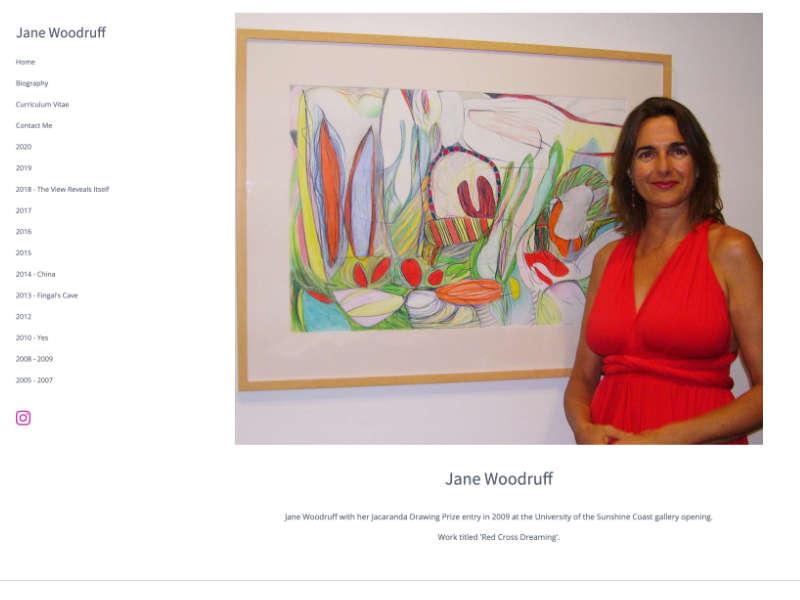 Jane Woodruff Artist