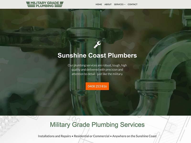 Military Grade Plumbing