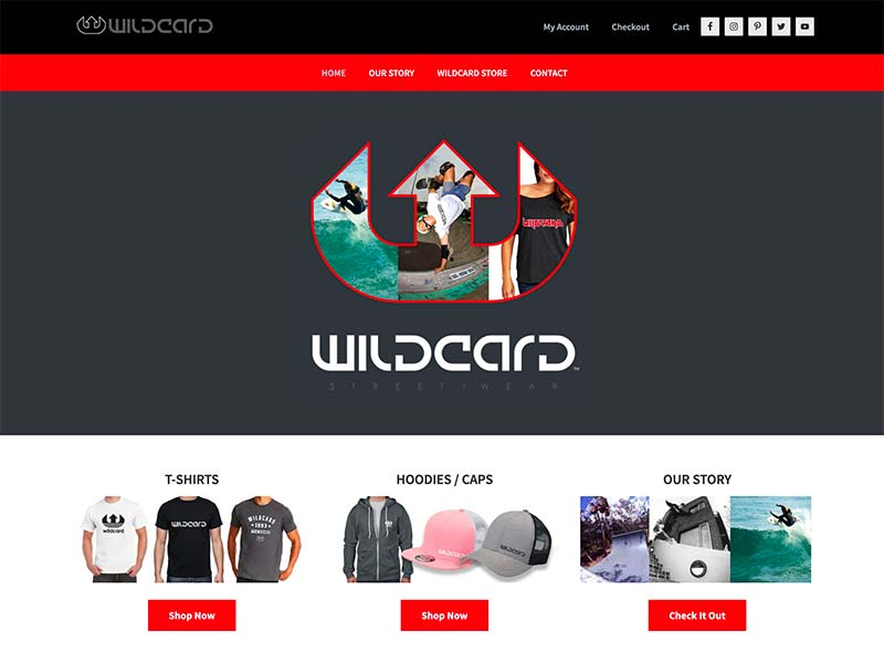 Wildcard Clothing Noosa